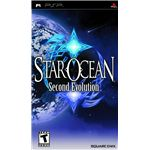 Star Ocean: Second Evolution box front