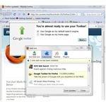 Google Toolbar installation - Complete