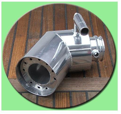 Marine Engine Exhaust Riser Amp Exhaust Manifolds What It