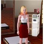 The Sims 3 Hair