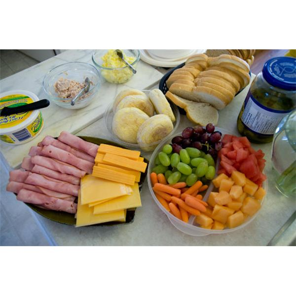 What Are The Best Business Meeting Foods Keep Crowd Awake