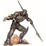 Warforged Warrior