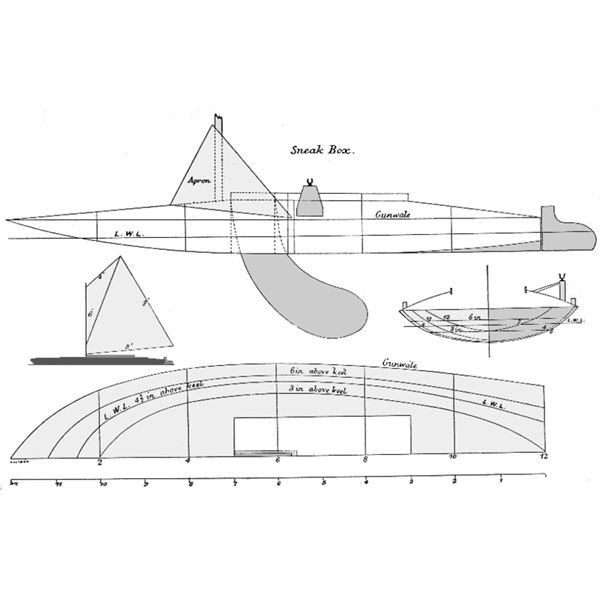 Wood Boat Building Plans