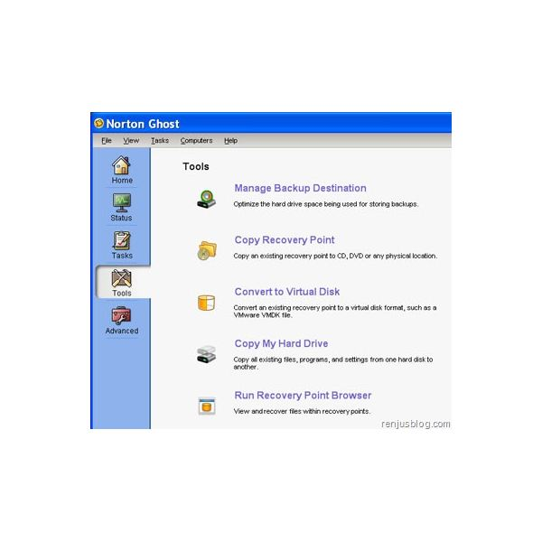 How to ghost Windows 7 with EaseUS ghost software