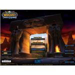World of Warcraft Login Screen