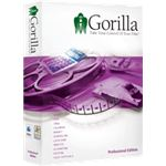 Gorilla Professional Product Box, www.junglesoftware.com
