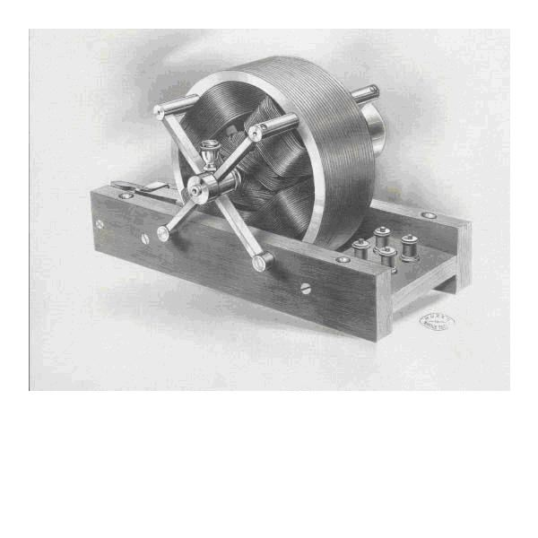 Nikola Tesla Alternating Current Motor