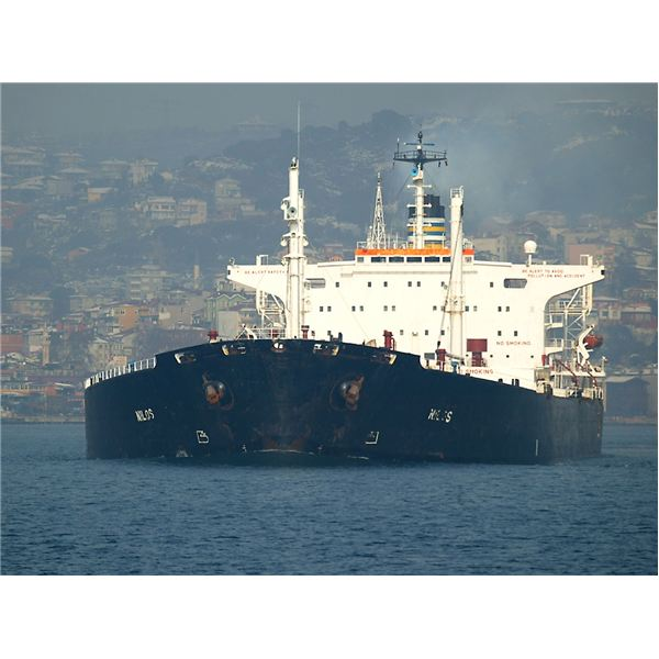 Oil Tankers Ships - Lifelines of the Oil Industry