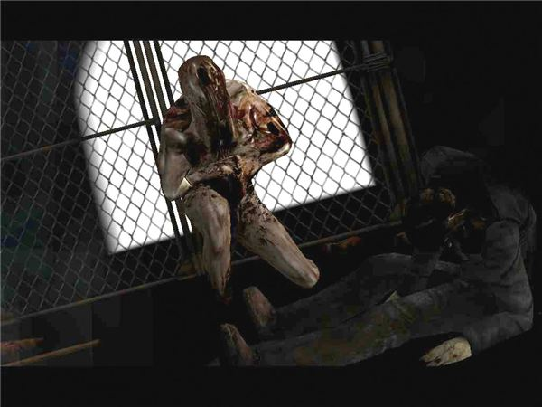 Patient Demons in Silent Hill 2