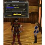Runes of Magic MMORPG Dual Class
