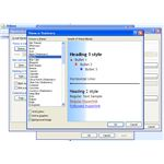 Fig 2 - Previewing a Microsoft Outlook Theme