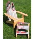 skichair with ottoman
