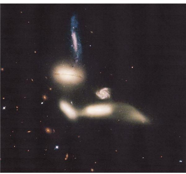 three major classifications of galaxies - photo #35