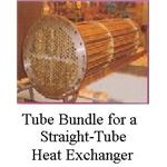 straight tube bundle