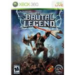 Brutal Legend Box shot--Top 10 Xbox 360 Games of 2009