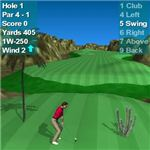 Par 72 Golf - free games for HTC Touch