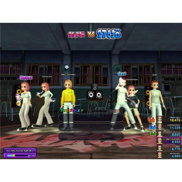 free  game psp audition