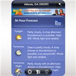 Weather Channel Palm Pixi App