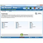 TrackSweep to Remove Internet Browsing History