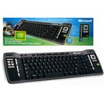 Microsoft ZV1 Media Center Wireless Keyboard