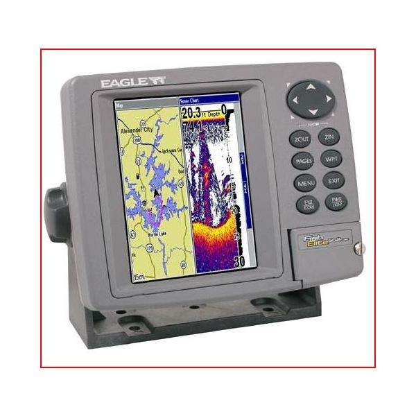 gps fishfinder combinations - top 5 best fishfinder gps combo units, Fish Finder