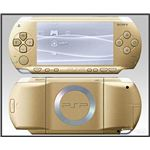 psp champagne gold