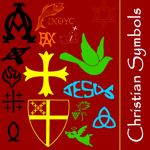 Christian Symbols by martyJswizzle