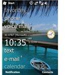 Windows Mobile 6.5 Home Screen