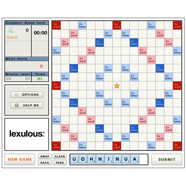 the official scrabble dictionary online