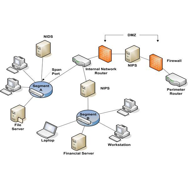 Defend Your Network An Instrusion Defense Plan