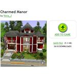 The Sims 3 charmed manor