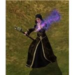 The Sims Medieval Wizard casting spell