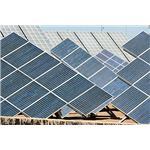 Solar panels can be used with smart buildings for better energy efficiency.