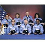 NASA Challenger Crew