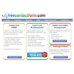 FreeContactForm Site