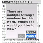 Strongs Dictionary for Blackberry devices-Bible-pi