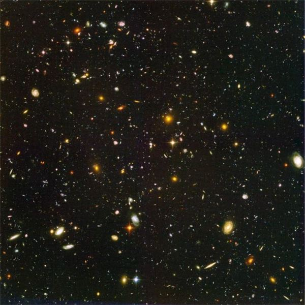 Galaxies at the Edge of Forever