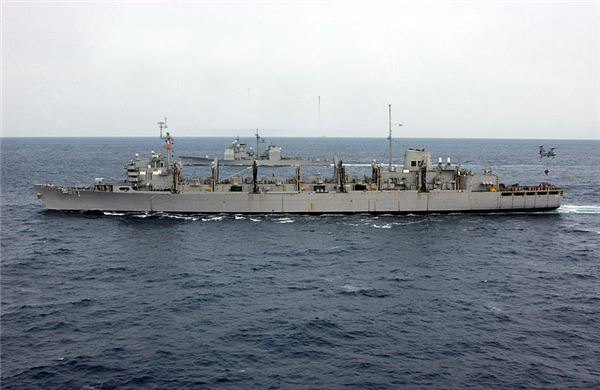 Replenishment Ships