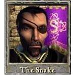 The Snake - Duc Beauregard