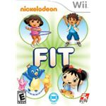 Nickelodeon Fit for Wii