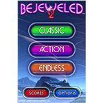 Bejeweled 2 iPhone Menu