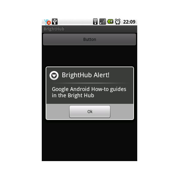 How To Show Alerts To The User In The Android Programming