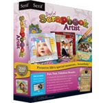 Digital Scrapbook Artist Box Shot