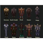 Tier 8 and 8.5 Armor Sets - All Classes