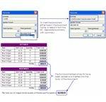Inserting Bookmark Formula