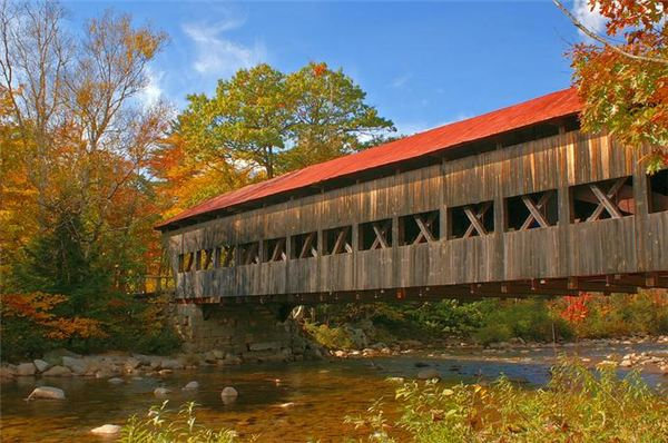 Old Covered Bridges