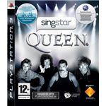 Sing Star Queen for the Playstation 3