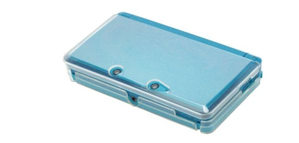 Protect Your 3DS With a Polycarbonate Case or a Vinyl Skin
