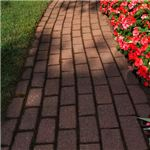 Permeable concrete blocks