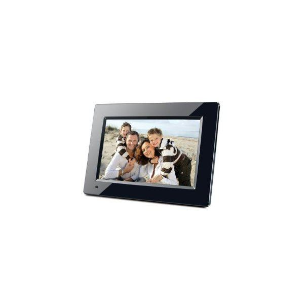 viewsonic dpx704bk 7 inch digital photo frame
